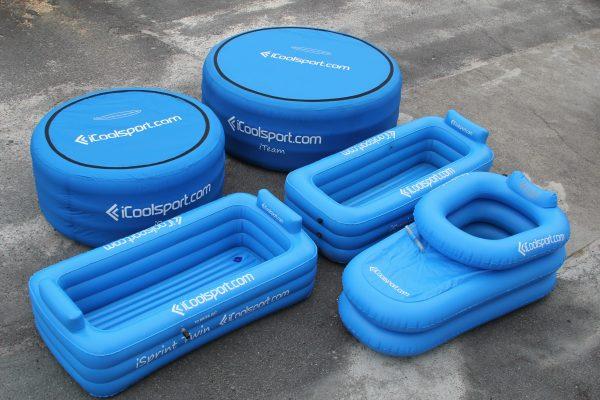 iCoolSport opblaasbare ijsbaden