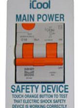 elektrische zekering voor extra veiligheid