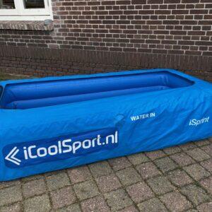 iSprint ijsbad voor Dam tot Damloop 2019